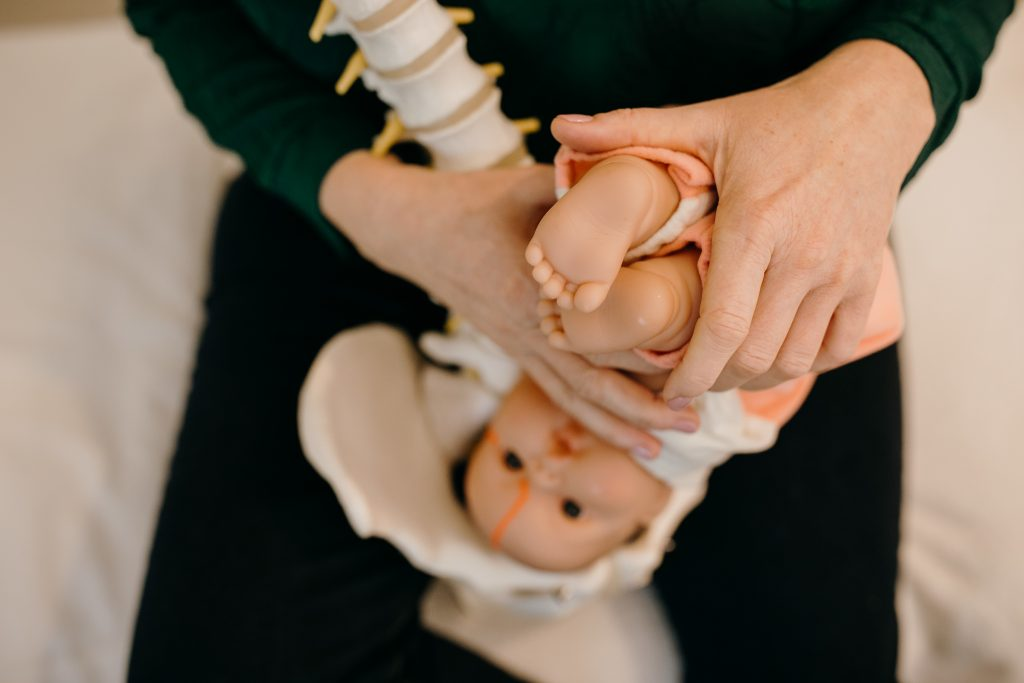 Osteopathy can help alleviate the stresses put on the mother during this time. If the mum is well that also means the baby has the best environment to grow and develop.